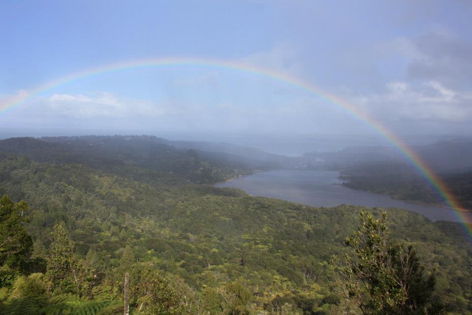 Waitakere Ranges Rainbow